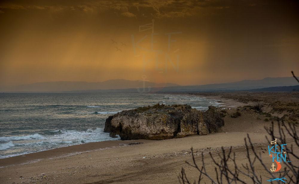Babalı'dan Sakarya'ya uzanan sahil