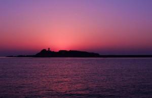 kefken adası gün batımı