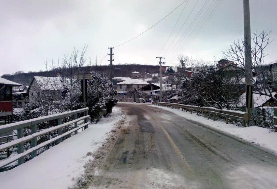 doğanlar köprü kar