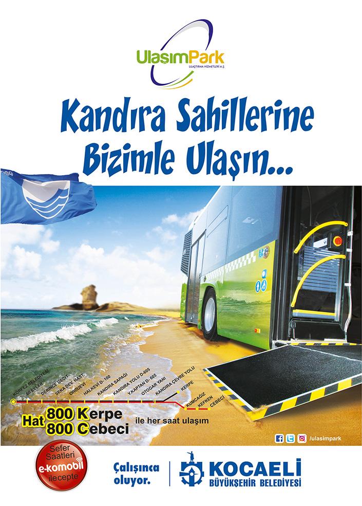 kefken, kerpe, cebeci otobüs hattı durakları